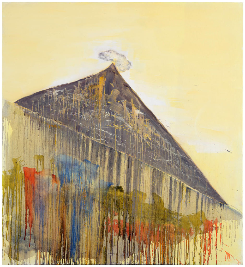 At the Foot of the Volcano 2, Artists collection / Image Jussi Tiainen