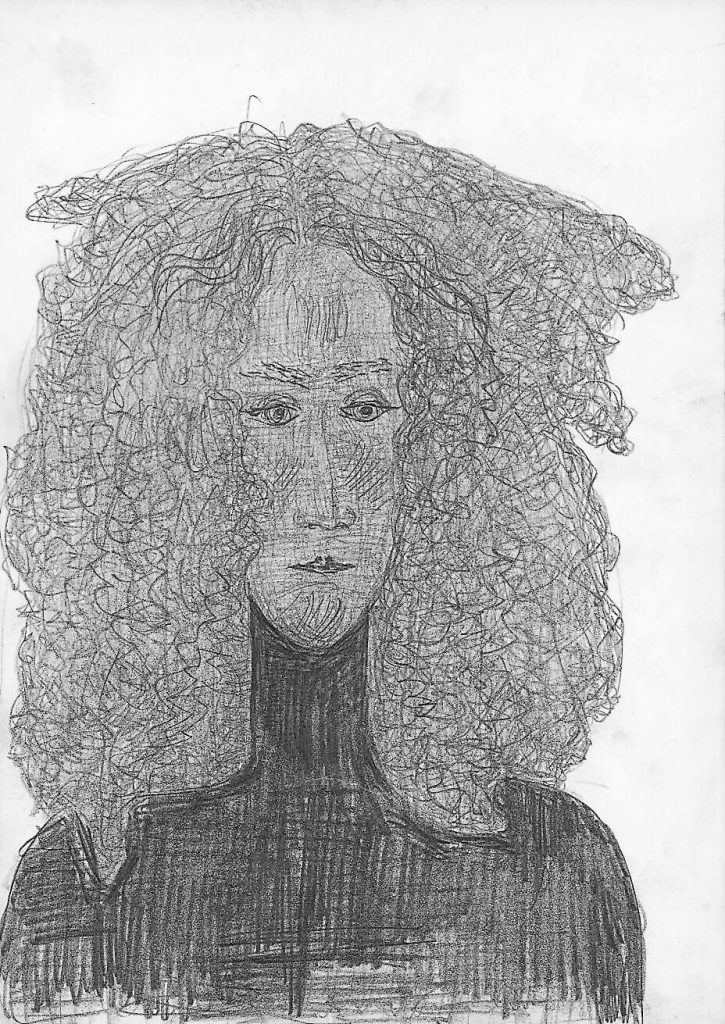 22 Drawings from Rome, Artists collection / Image Juhani Konttinen