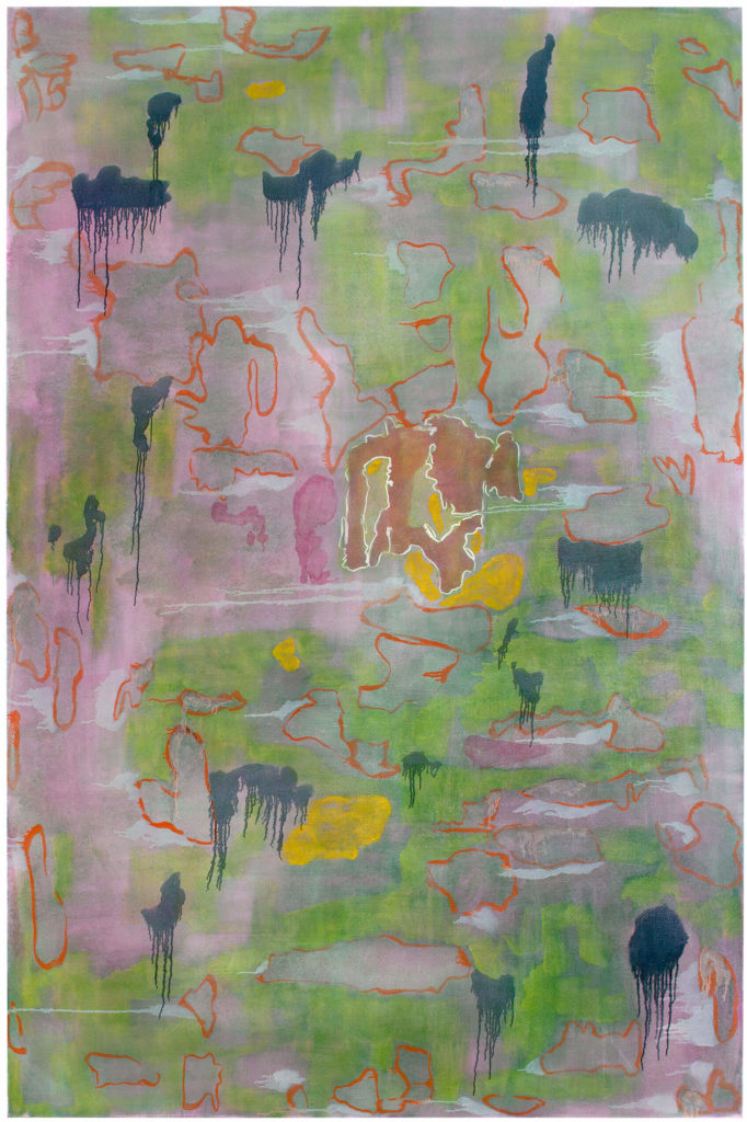 Monkey and Waterfall, Sara Hilden Art Museum, Tampere / Image Jussi Tiainen