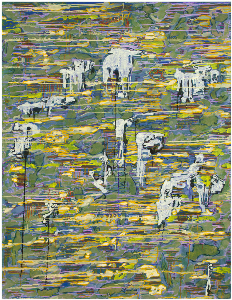 Elephant Excursion, Private collection Helsinki / Image Jussi Tiainen